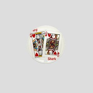 card shark Mini Button