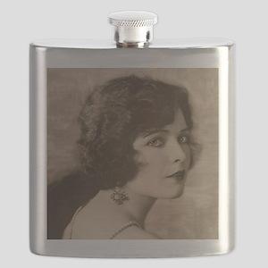 vintage starlet Flask
