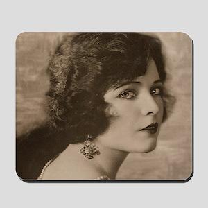vintage starlet Mousepad