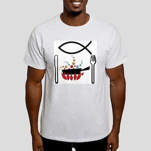 10x10_apparel Light T-Shirt