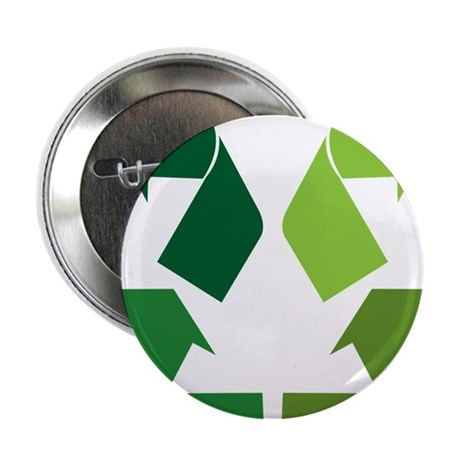 """Upcycling Logo re-work 2 2.25"""" Button"""