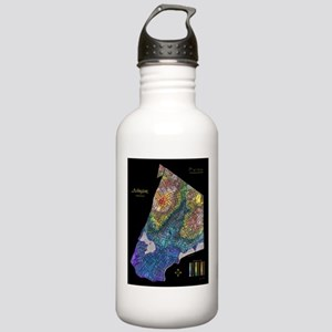 blackmap@4-25x5-5 Stainless Water Bottle 1.0L