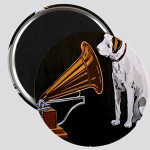 His Masters Voice Magnet