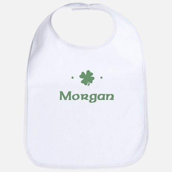 """""""Shamrock - Morgan"""" Bib"""