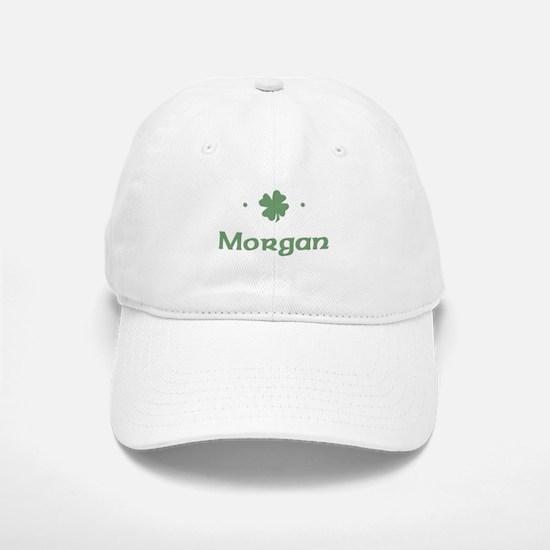 """""""Shamrock - Morgan"""" Baseball Baseball Cap"""