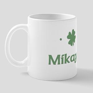 """Shamrock - Mikayla"" Mug"