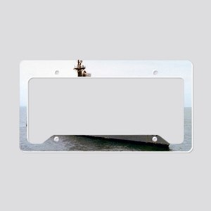 trippe ff large framed print License Plate Holder