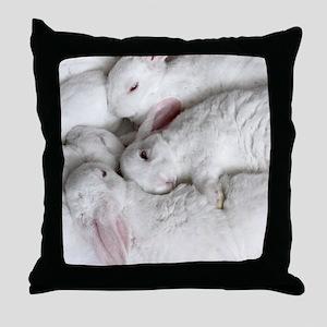 01-January-babies Throw Pillow