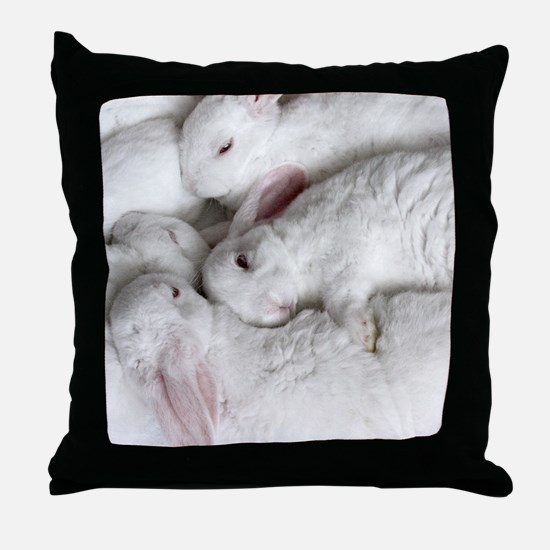01-January-babies Throw Pillow
