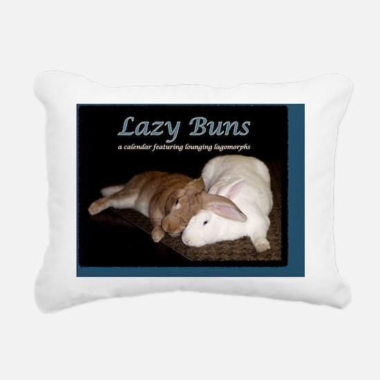 00-Cover-OzzyIzzy Rectangular Canvas Pillow