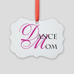 dancemom_01 Picture Ornament