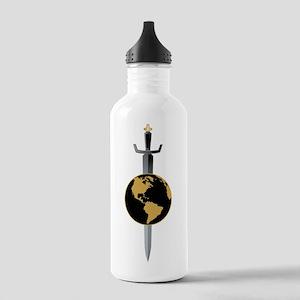 Startrek Logos Terran  Stainless Water Bottle 1.0L