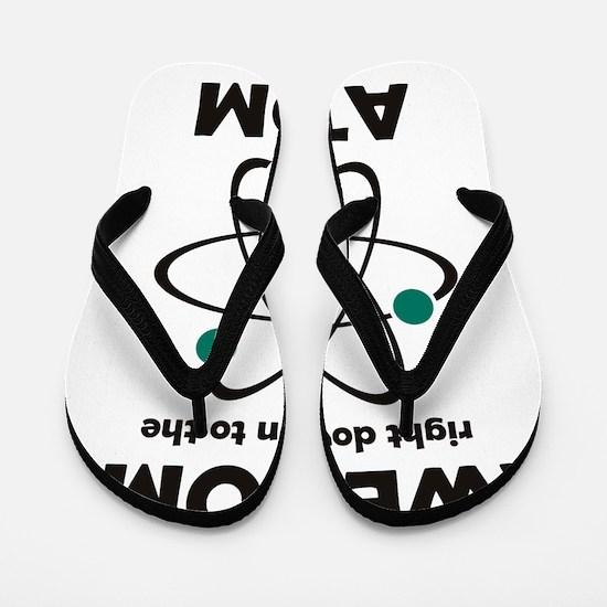 atomsawesome2 Flip Flops