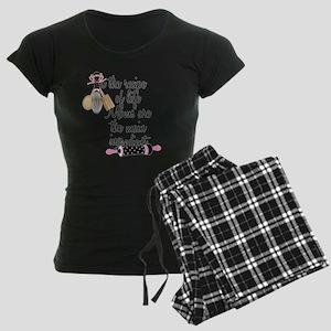 2012 January Women's Dark Pajamas