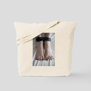 tied down Tote Bag