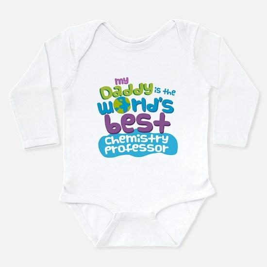 Chemistry Professor Gifts for Kids Infant Bodysuit