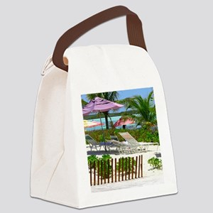 CastawayIsland_mousepad Canvas Lunch Bag
