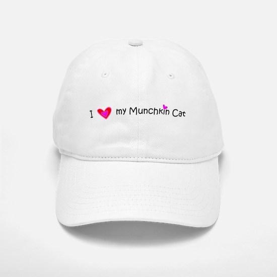 Munchkin - MyPetDoodles.com Baseball Baseball Cap
