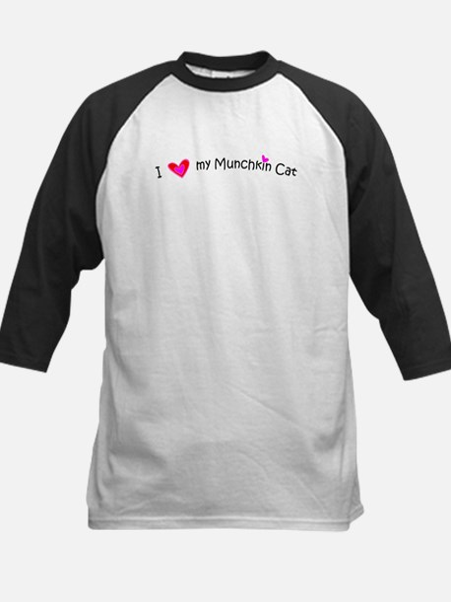 Munchkin - MyPetDoodles.com Kids Baseball Jersey
