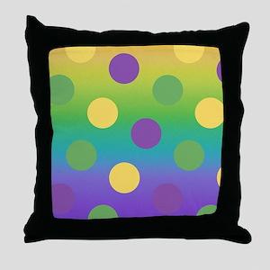 MGpggLgDotsBP460ip Throw Pillow