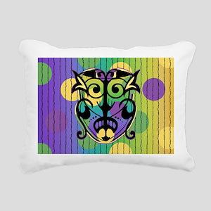 MGpggMaskMbBeBag Rectangular Canvas Pillow