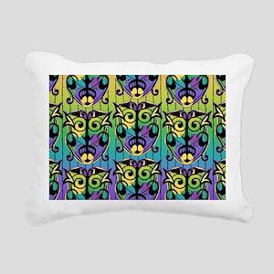 MGpggMaskPBeBag Rectangular Canvas Pillow