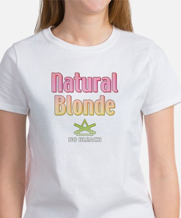 Natural Blonde Women's T-Shirt