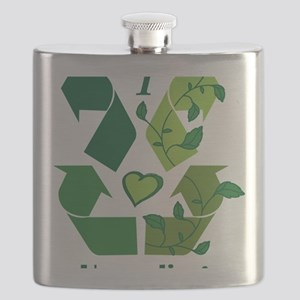 I love upcycling Flask