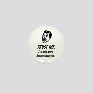 Trust Me Male Mini Button