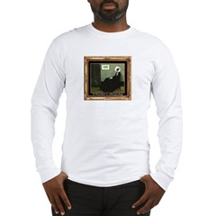 Whistler's Sheepdog Long Sleeve T-Shirt