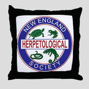 NEHS Logo Throw Pillow