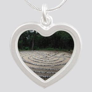 01 Silver Heart Necklace