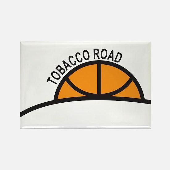 Tobacco Road I-40 Rectangle Magnet