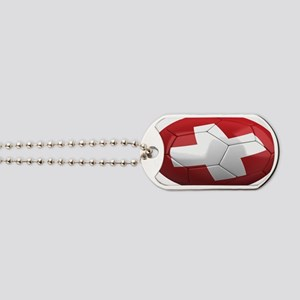 switzerland oval Dog Tags