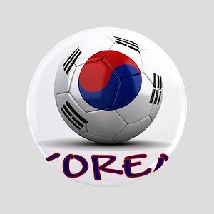 """south korea 3.5"""" Button"""