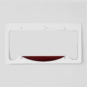 poland oval License Plate Holder