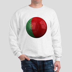 portugal round Sweatshirt