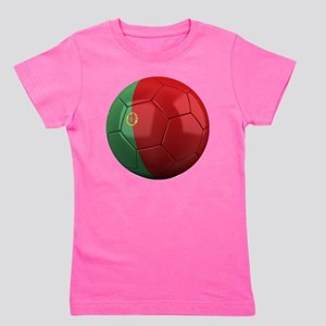 portugal round Girl's Tee