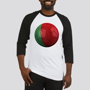 portugal round Baseball Jersey