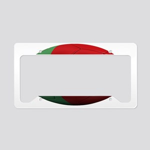 portugal oval License Plate Holder