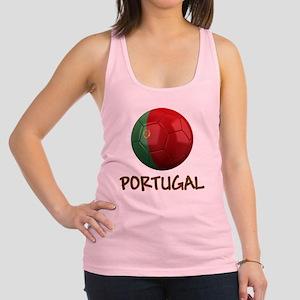portugal ns Racerback Tank Top