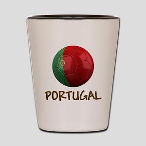 portugal ns Shot Glass