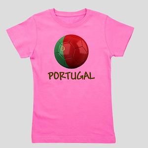 portugal ns Girl's Tee