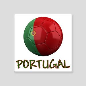 """portugal ns Square Sticker 3"""" x 3"""""""