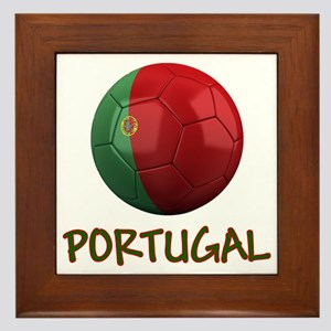 portugal ns Framed Tile