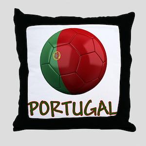 portugal ns Throw Pillow