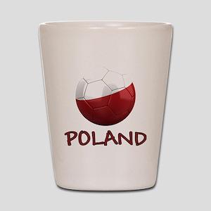 poland ns Shot Glass