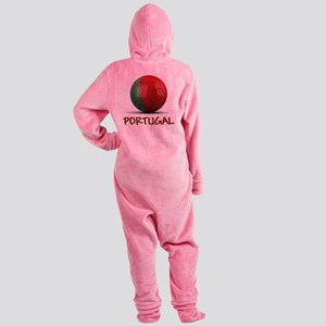 portugal Footed Pajamas
