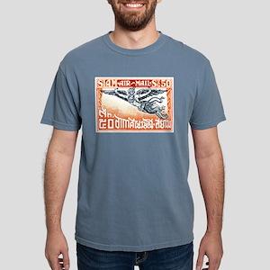 Antique Thailand 1925 Garuda Postage Stamp T-Shirt