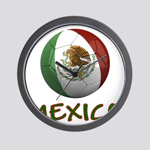 mexico ns Wall Clock